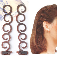 Load image into Gallery viewer, Twist Plait Hair Braiding Hairdressing Tools (2pcs)