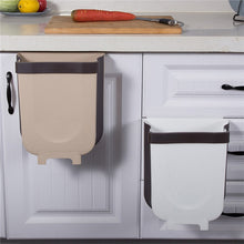 Load image into Gallery viewer, Kitchen Wall Mounted Folding Waste Bin