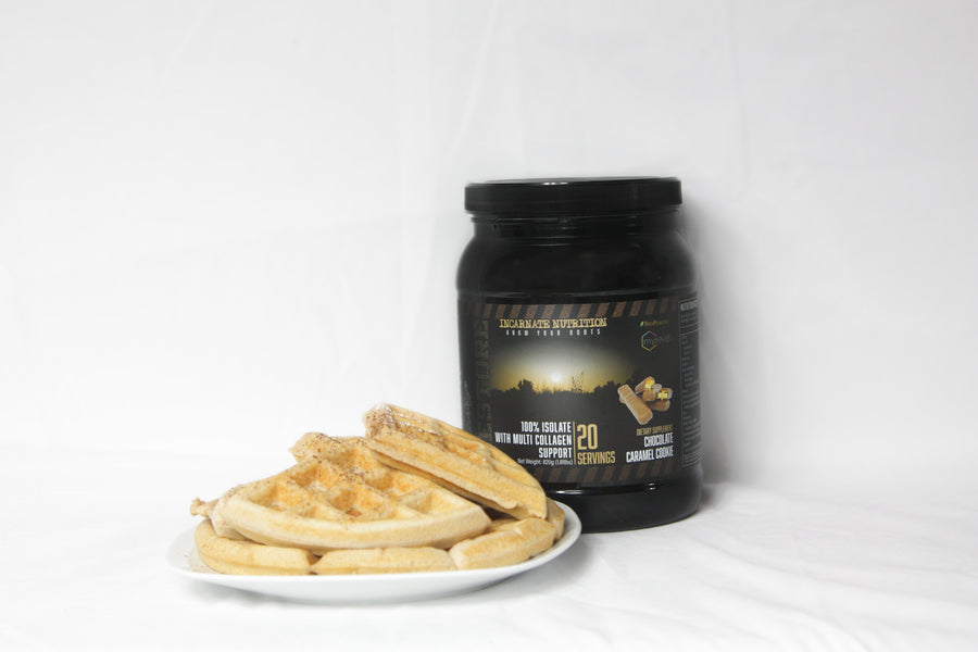 Protein Waffles Recipe!