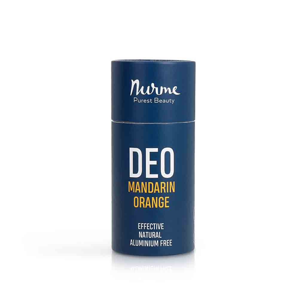 Numre Natural Deodorant Mandarin And Orange
