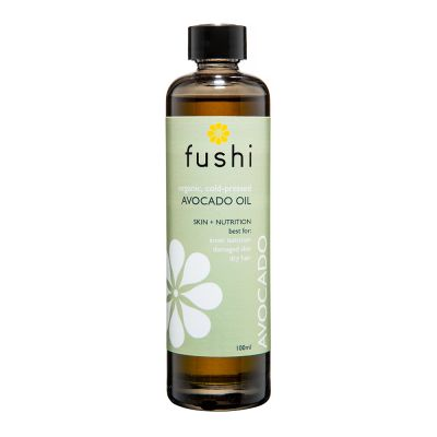 fushi Avocado Organic Virgin Oil Fresh-Pressed 100ml