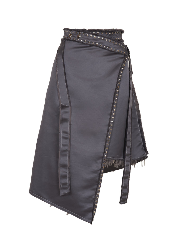 Jess Asymmetric Skirt