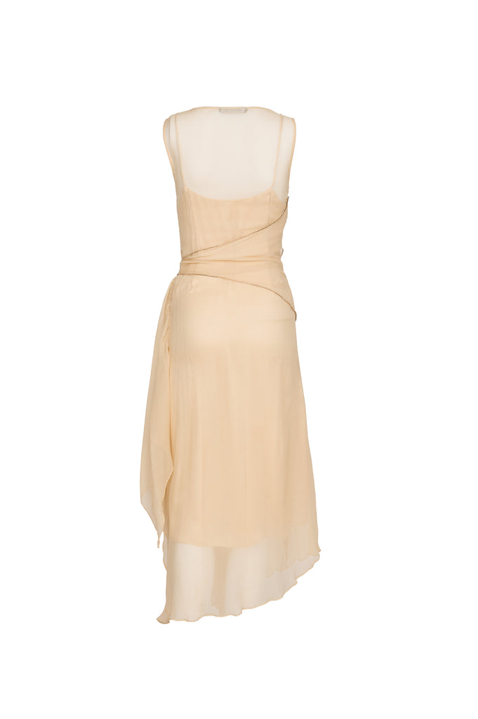 Barbara Silk Dress