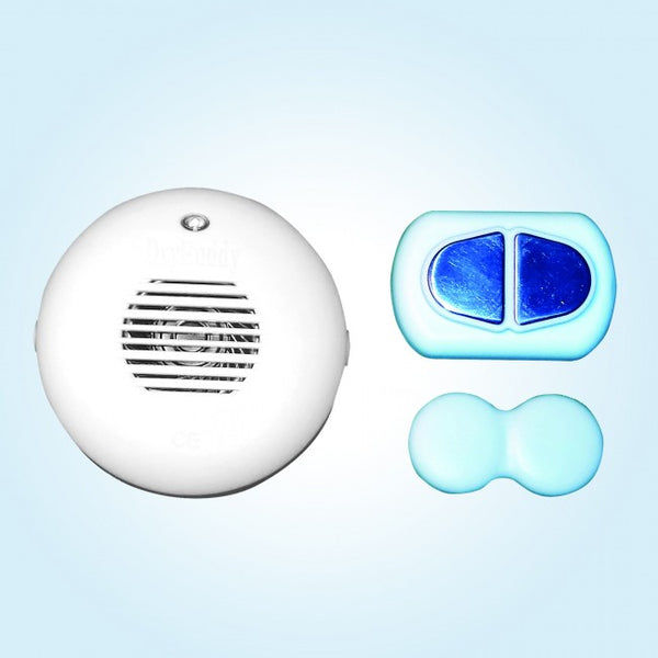 DryBuddy 2 Wireless Mobile Magnetic Sensor System Bedwetting Alarm System