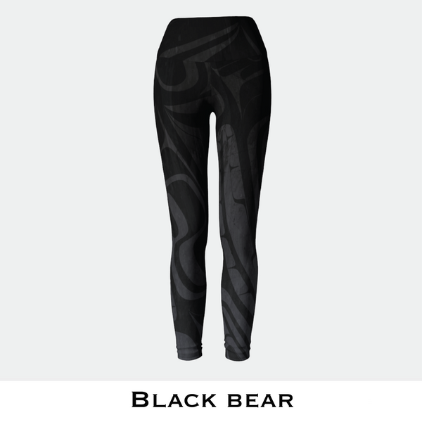 Black Bear Leggings