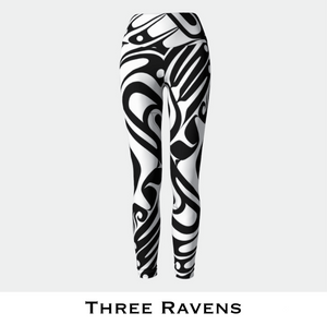 Three Raven Leggings