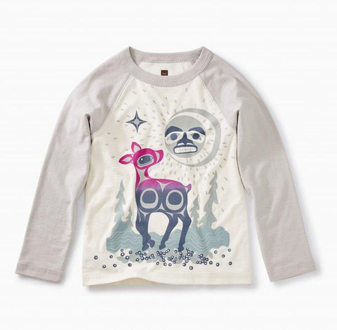 Girl's Guwakaan Long Sleeve Shirt