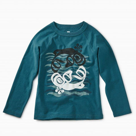 Boy's Porpoise Long Sleeve Shirt