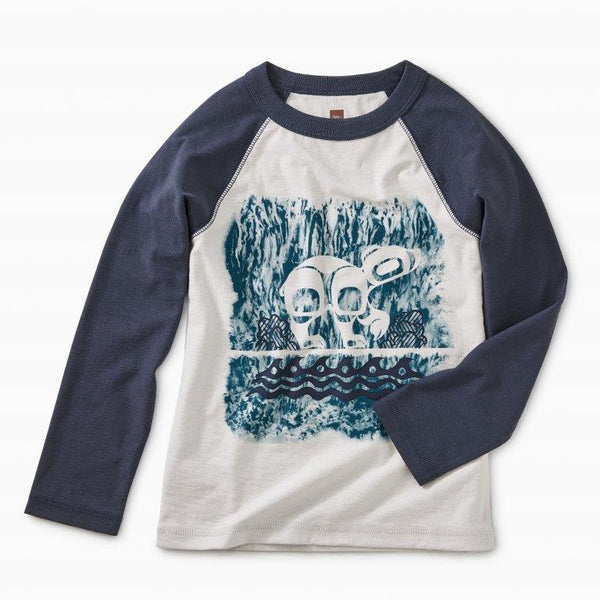 Boy's Polar Bear Long Sleeve Shirt