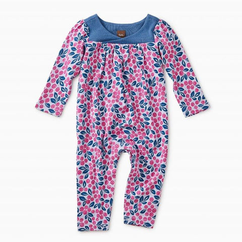Baby Blueberry Romper