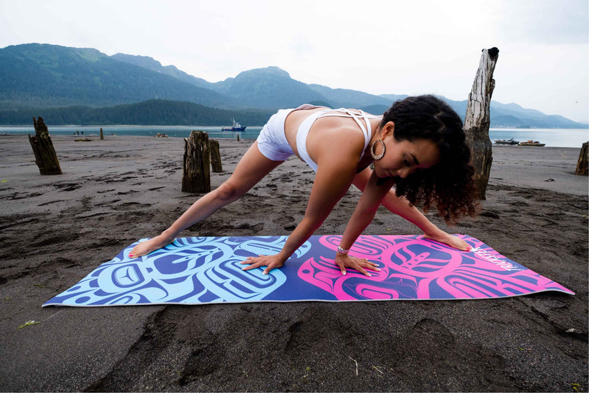 Yoga Mats (Double Sided)