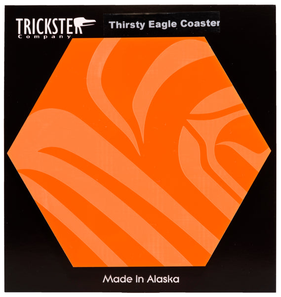 Thirsty Eagle Coasters