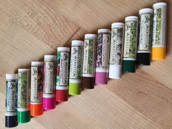 Lip Balms Set of 6 by Arxotica