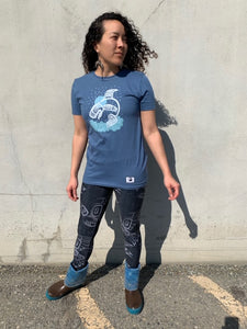Killer Whale Tee (Printed in Alaska!)