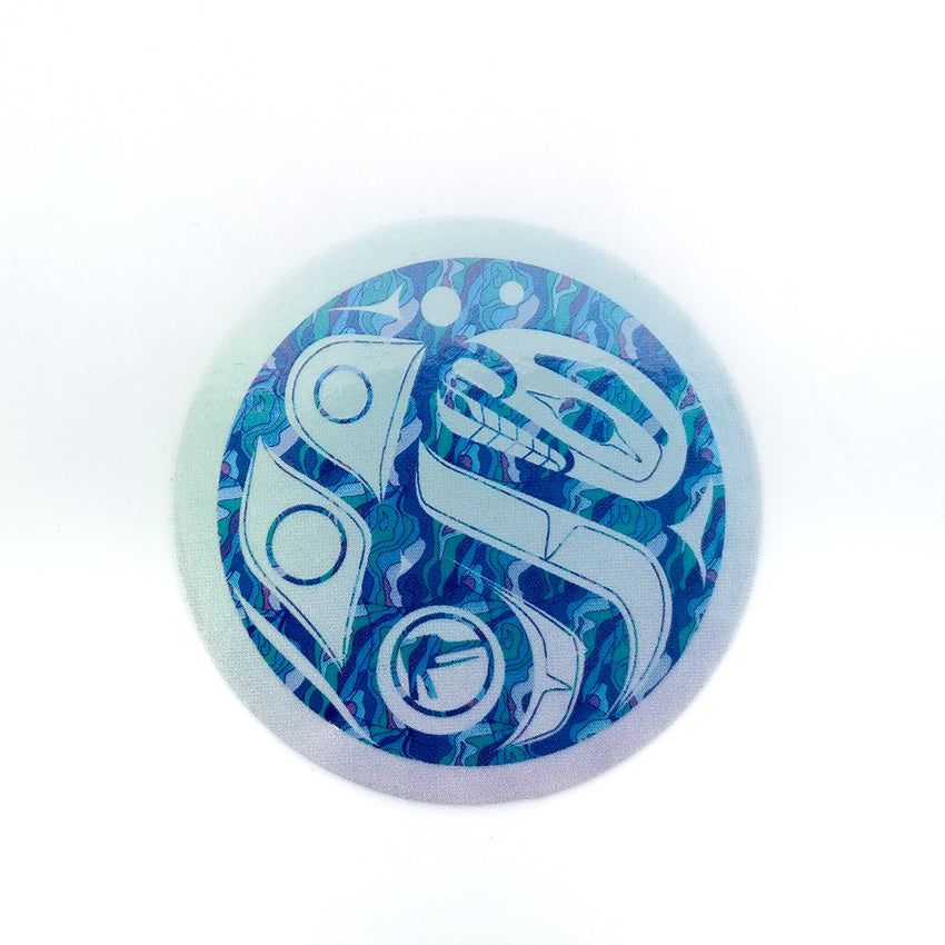 Abalone Sticker