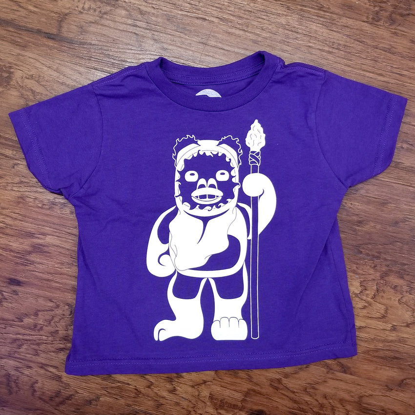 Infants Ewok Tee - Purple