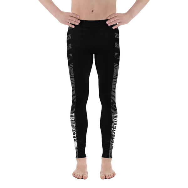 Men's Trickster Logo Athletic Leggings