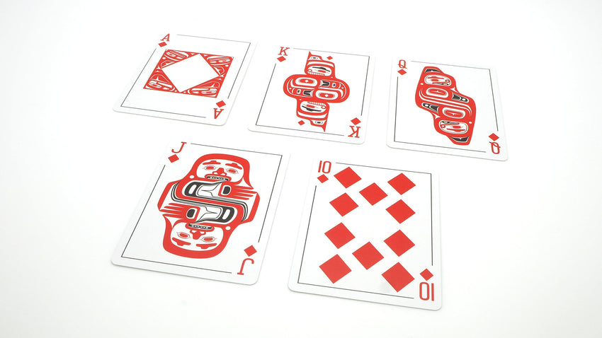 Trickster Co. Playing Cards - Standard Edition