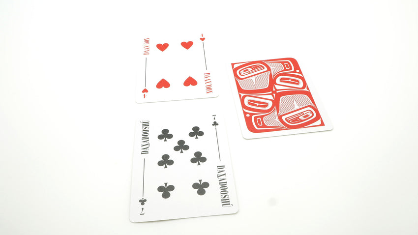 Trickster Co. Playing Cards - Tlingit Edition