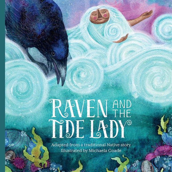 Raven and the Tide Lady Book