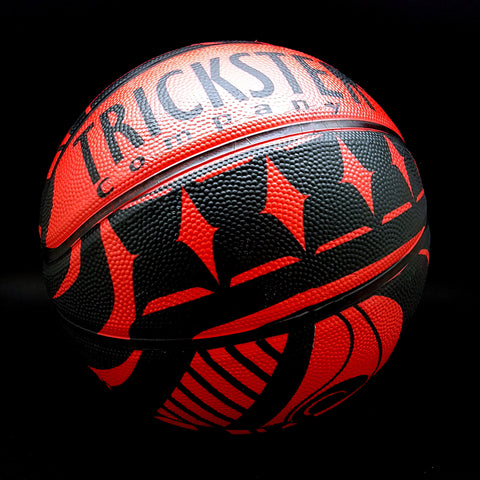 Beast Collective Adult Basketball (Red&Black)
