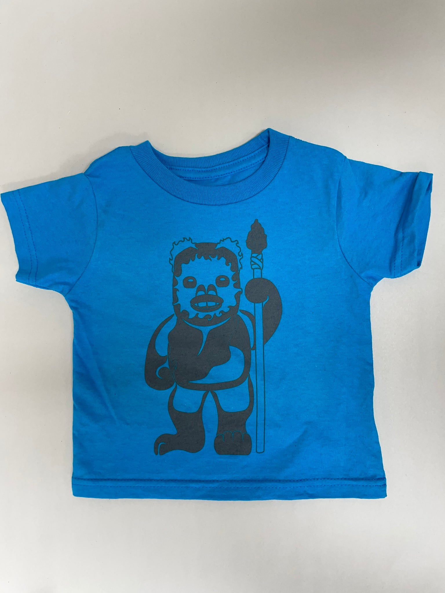 Youth Ewok Tee - Blue