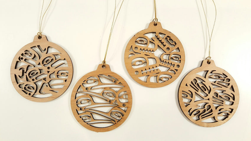 Christmas Ornaments - Family Collection - Alder