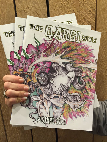 The Qargi Zine
