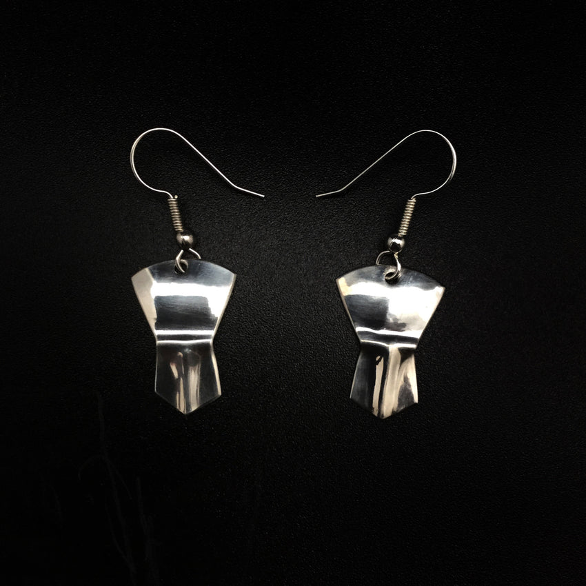 Earrings by Rafael Lopez