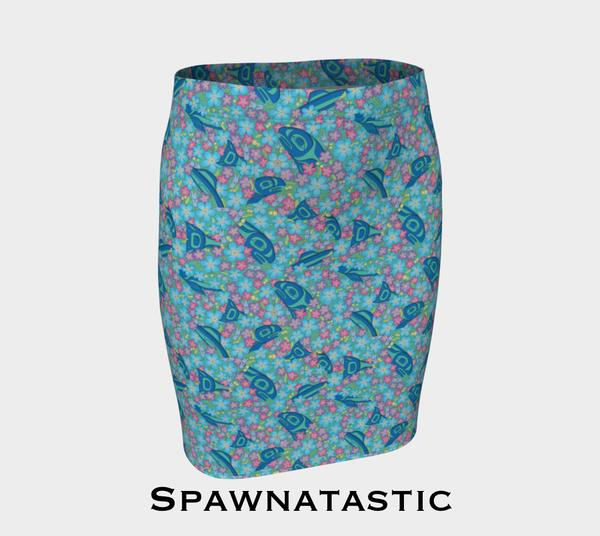 Spawntastic Fitted Skirt