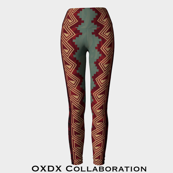 OXDX Collaboration Leggings