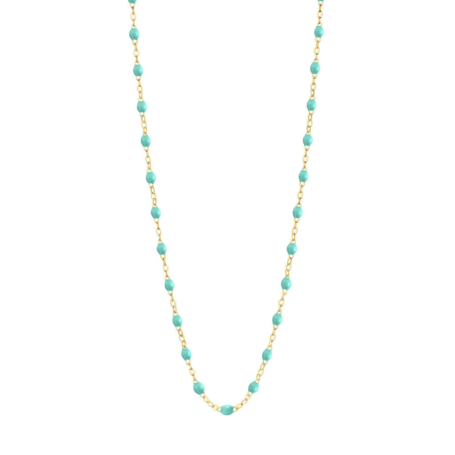 Gigi Clozeau - Classic Gigi Lagoon necklace, yellow gold, 16.5