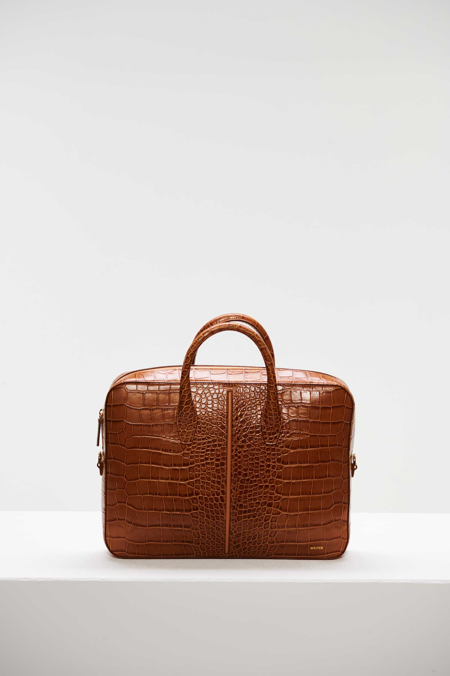 Weiter Bags – SHARP - Honey Croc – 2020