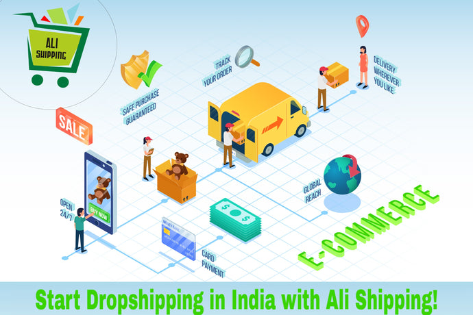 Dropshipping in India