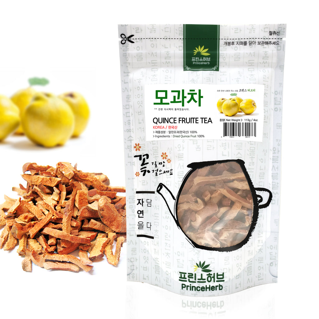 Dried Quince Fruit Tea ( Bulk ) | [한국산] 모과차