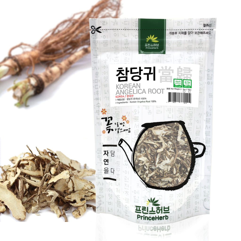 Korean Angelica root (Angelica archangelica) | [한국산] 참당귀