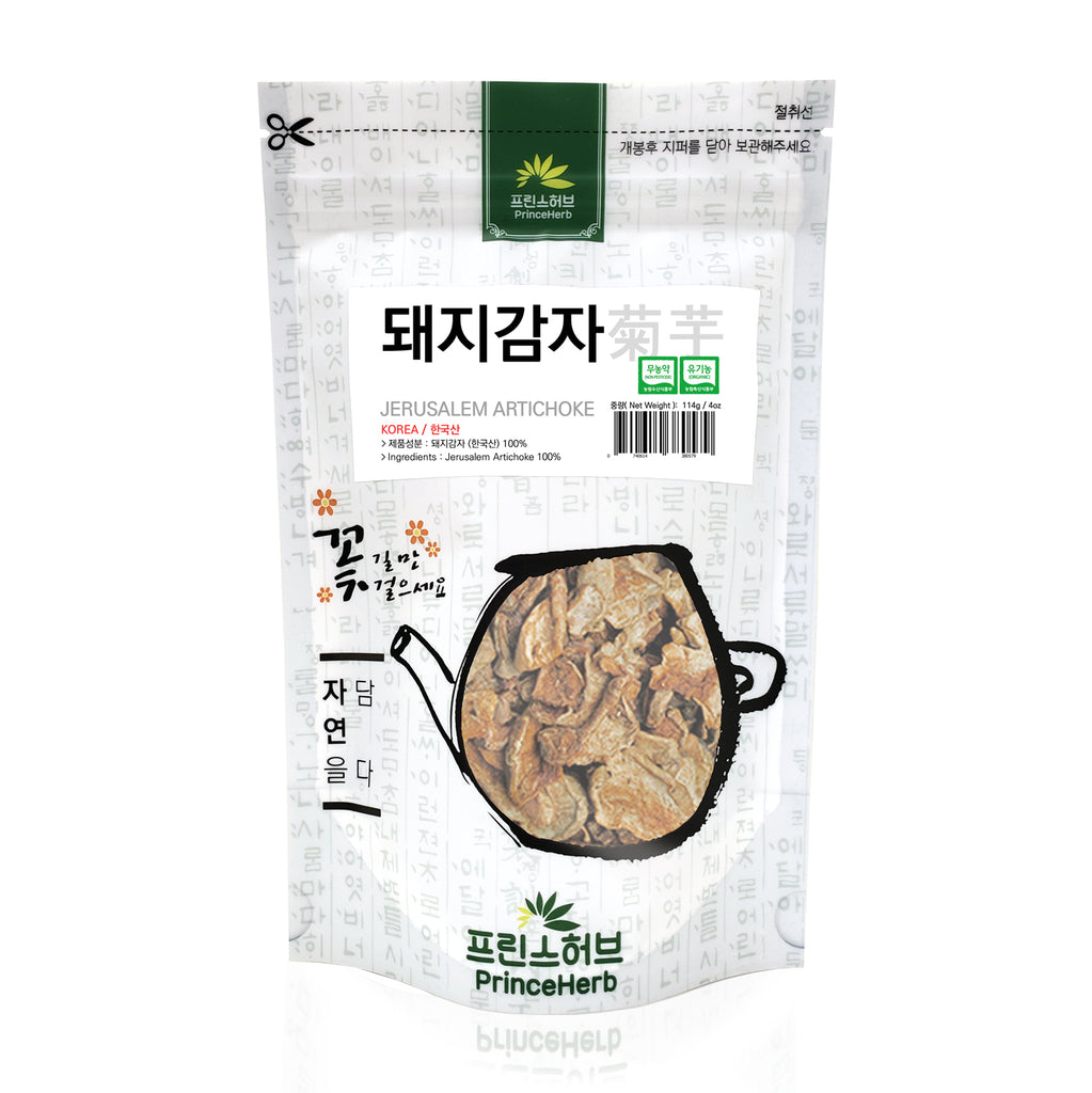 Natural Jerusalem Artichoke | [한국산] 돼지감자