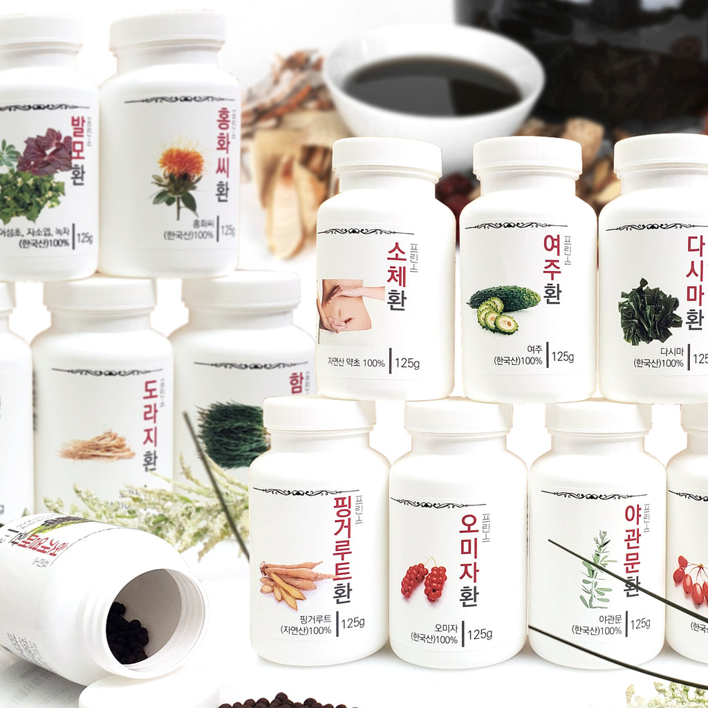 Prince Natural Safflower Seed Pills | 프린스 홍화씨환
