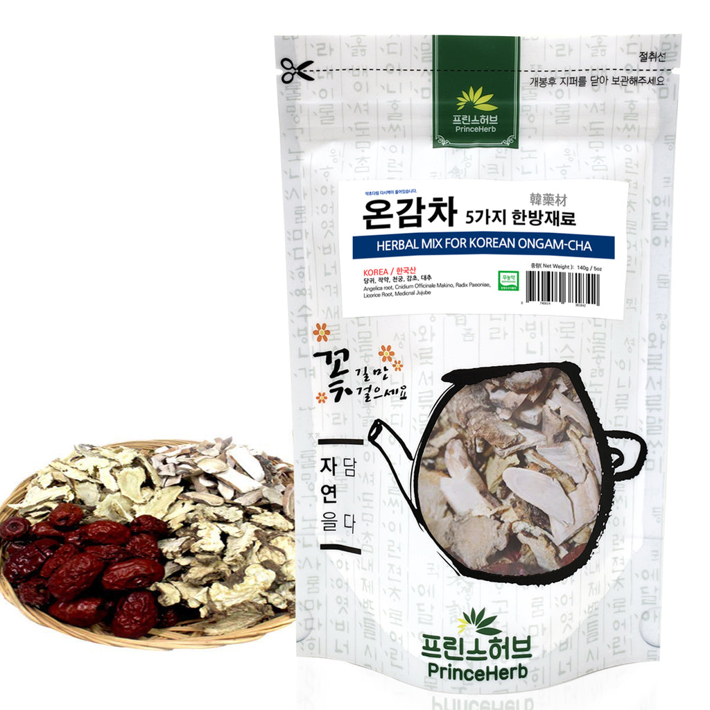 Natural Ongam-cha / Body Warmth Herbal Tea | [한국산] 온감차 한방약재