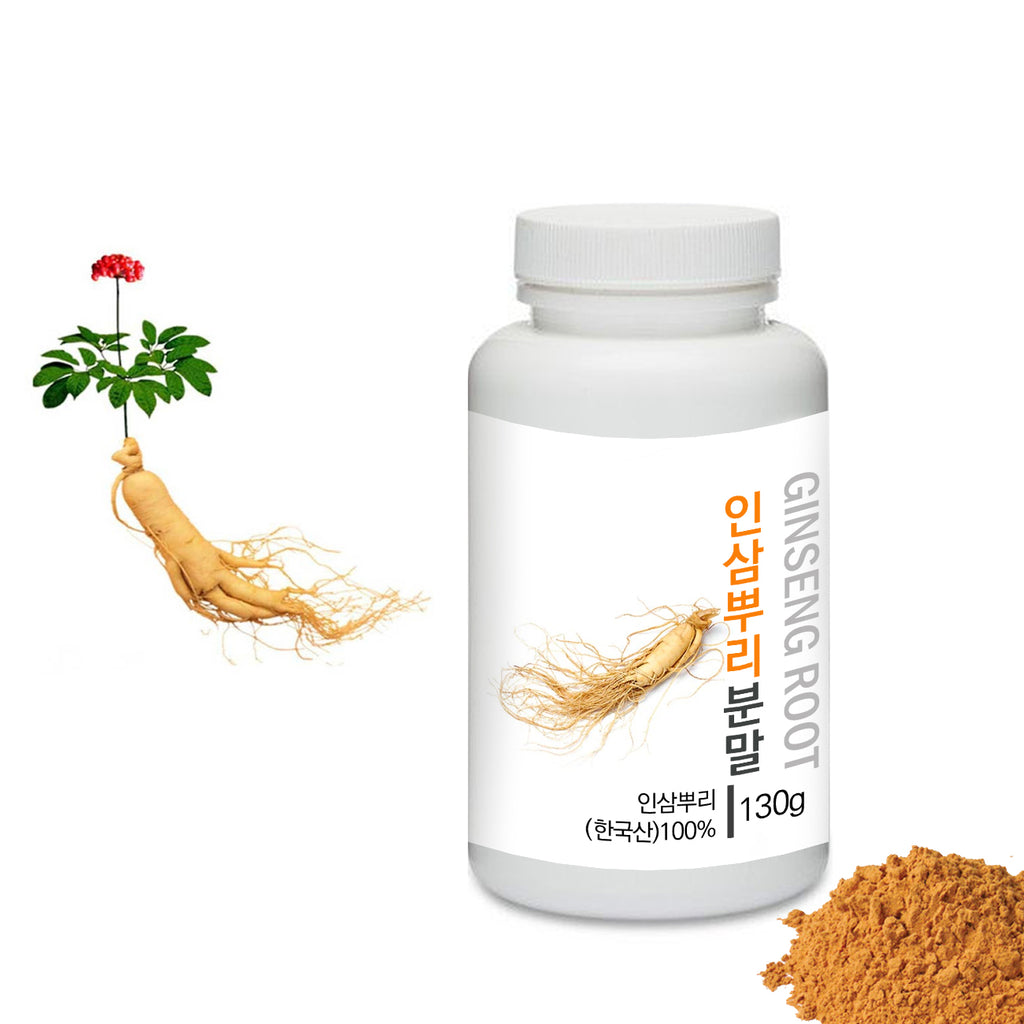 Prince Natural Ginseng Root Extract Powder | 프린스 인삼 추출물 분말