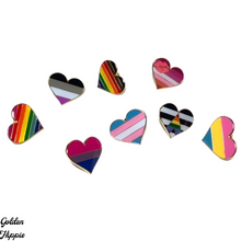 Load image into Gallery viewer, Love is Love pin set