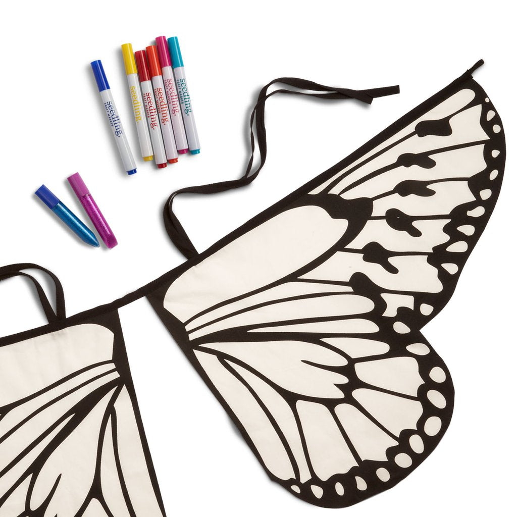 Design Your Own Butterfly Wings Seedling Hong Kong