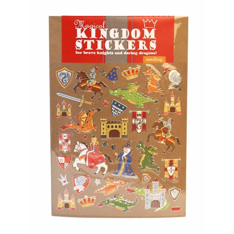 Magical Kingdom Stickers