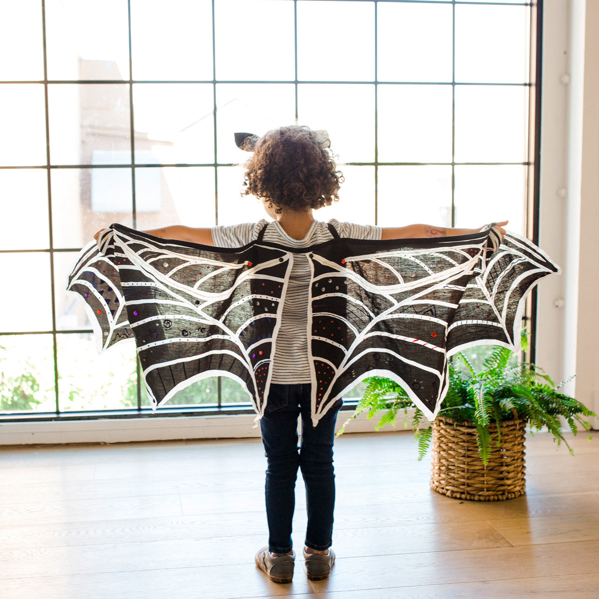 Design Your Own Bat Wings and Ears
