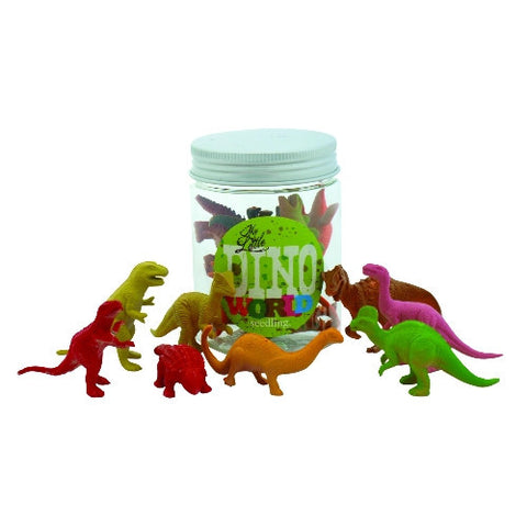 My Little Dinoworld Dinosaurs in a Jar