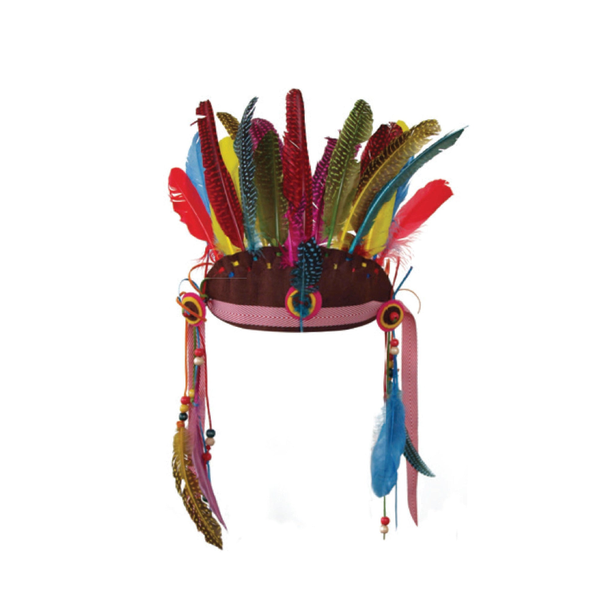Create Your Own Feather Crown