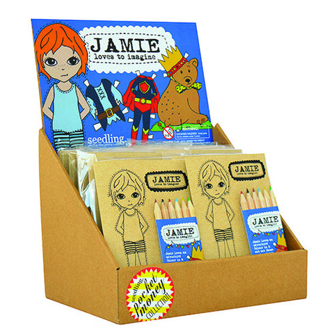 Jamie Paper Doll Set