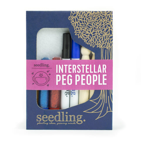 Interstellar Peg People
