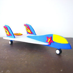 The Ultimate Jet Plane Designer Kit
