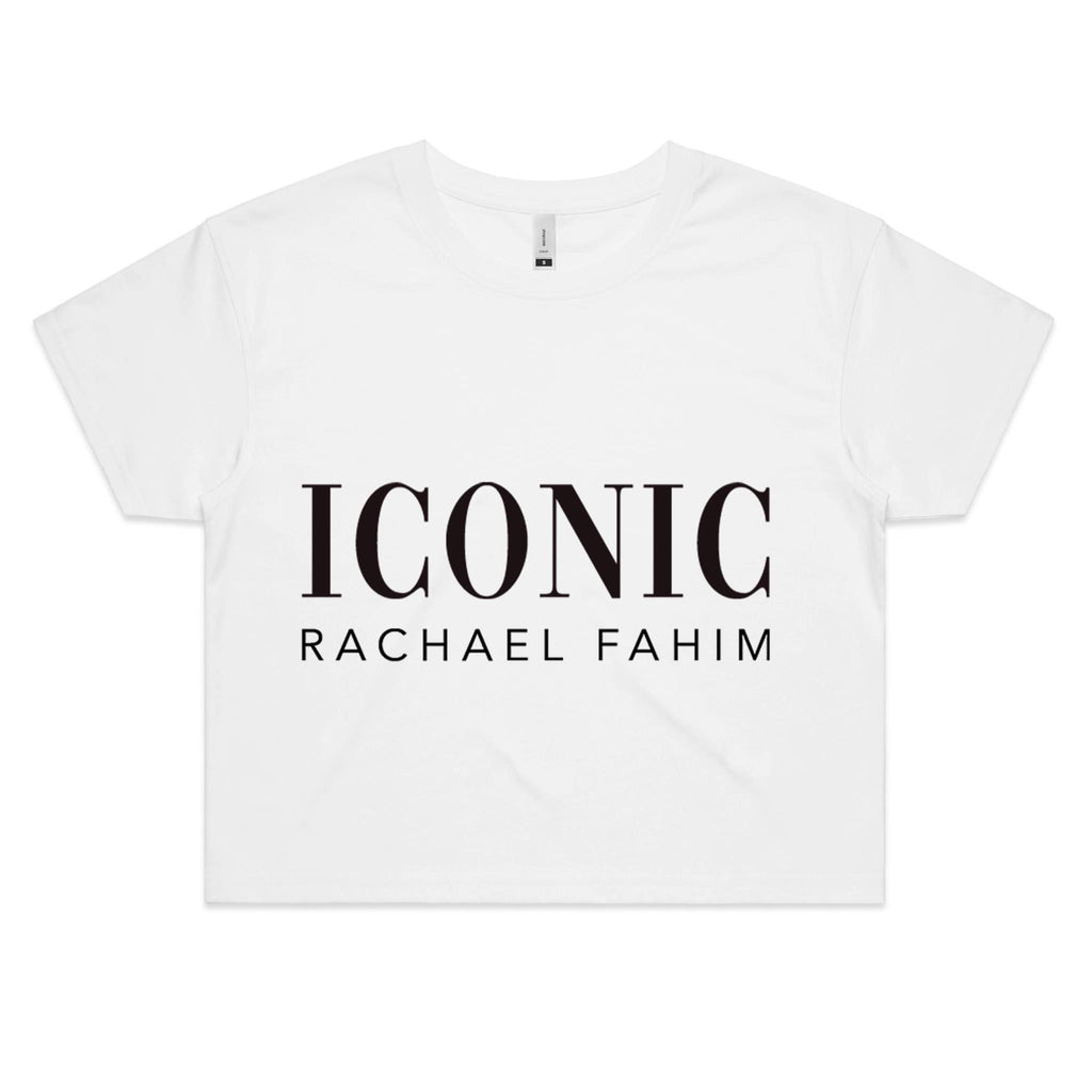 Rachael Fahim Crop Top Iconic